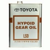 Трансмис. масло TOYOTA Hypoid  LSD Oil 85w90 GL-5 4л.